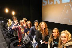 Edinburgh Short Film Festival at Screenplay
