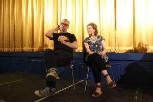 Mark Kermode at Edinburgh Short Film Festival 2014