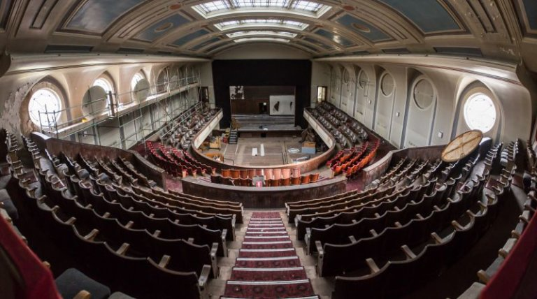 Leith-Theatre-Hidden Door and Edinburgh Short Film Festival