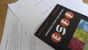 Edinburgh Shorts Script Pitch Challenge