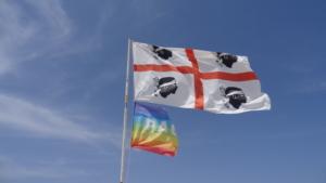 SARDEGINA FLAG