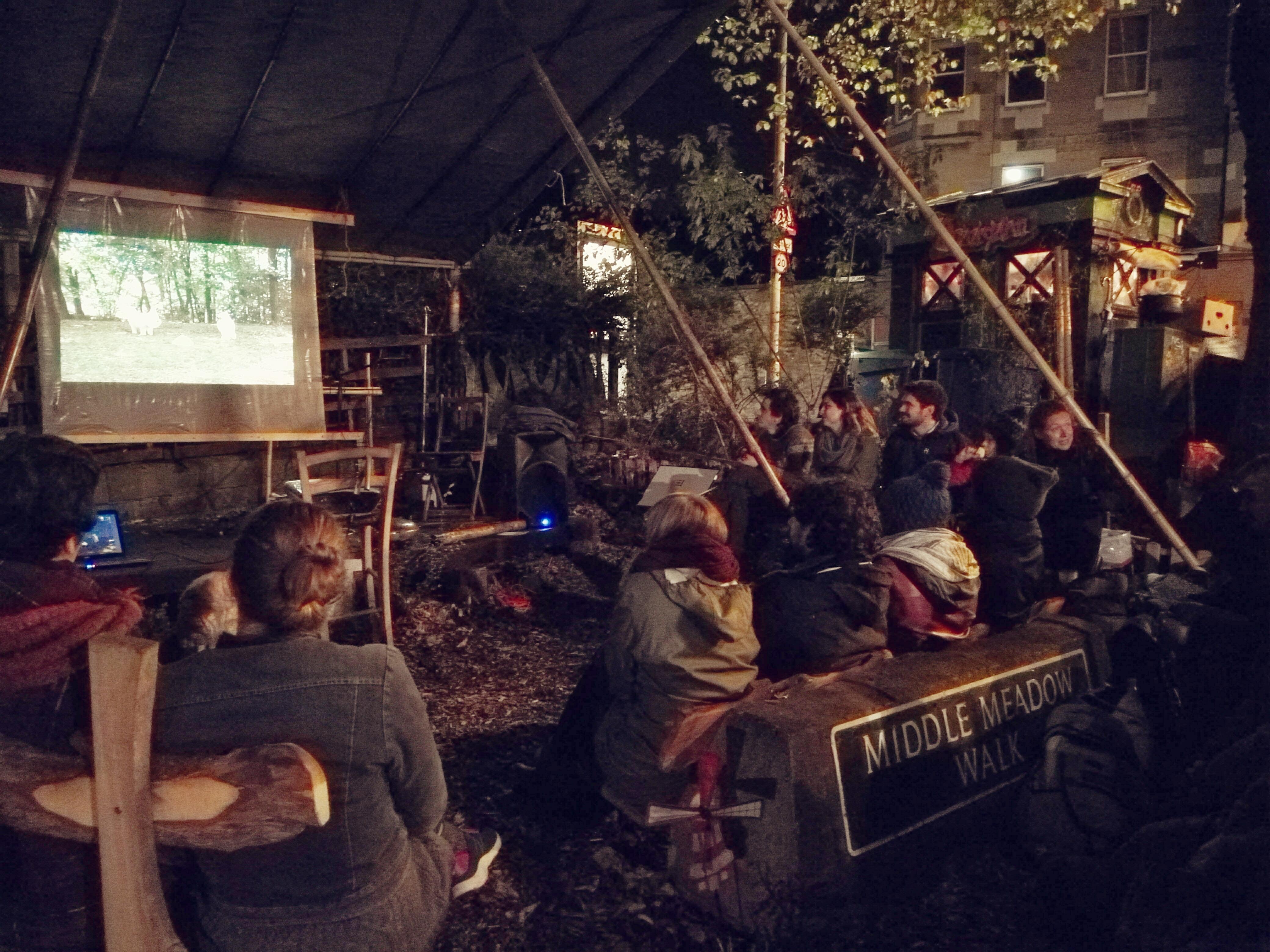 the Edinburgh Short Film Festival 2016