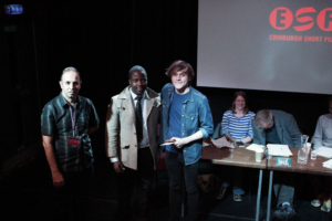 the Edinburgh Short Film Festival 2016