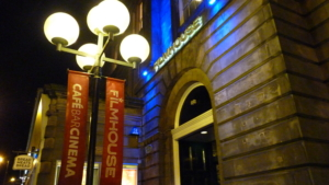 The Filmhouse exterior Edinburgh