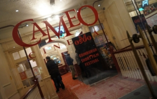 Edinburgh Short Film Festival at the Cameo Cinema Edinburgh