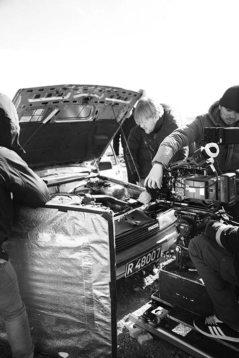 DUKE'S PURSUIT WINS EDINBURGH SHORT FILM FESTIVAL