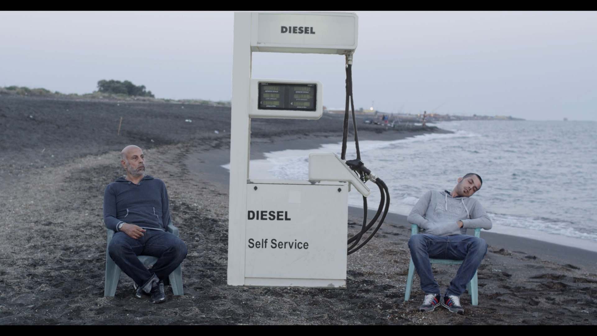 ESFF SHORT FILM GAS STATION AT THE FASTNET FILM FESTIVAL