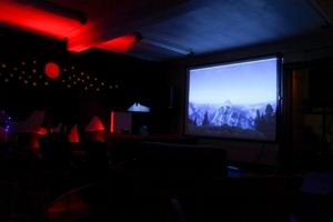 Edinburgh Short Film Festival at Hidden Door 2017,the Leith Theatre