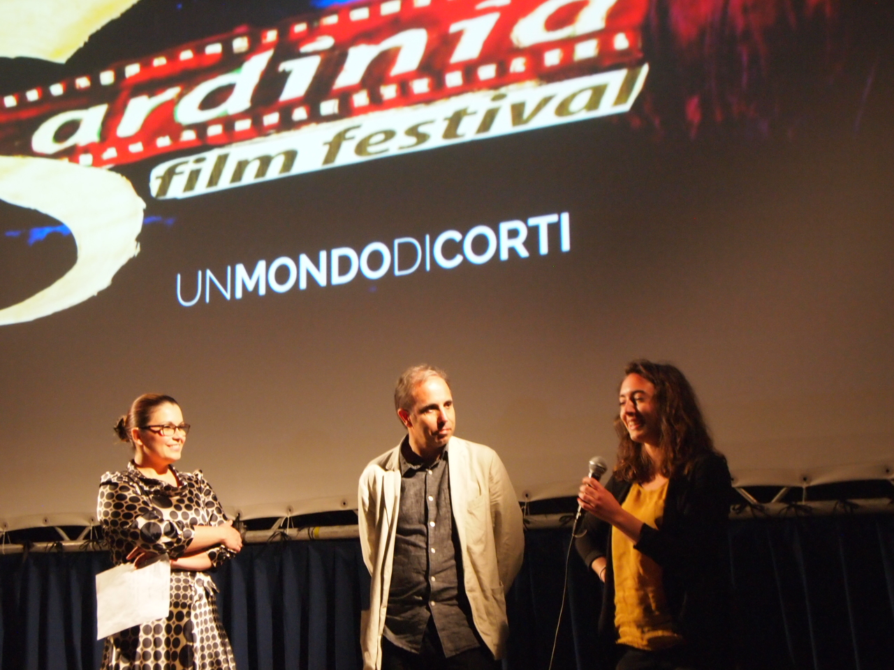 Edinburgh Short Film Festival at the Sardinia Film Festival