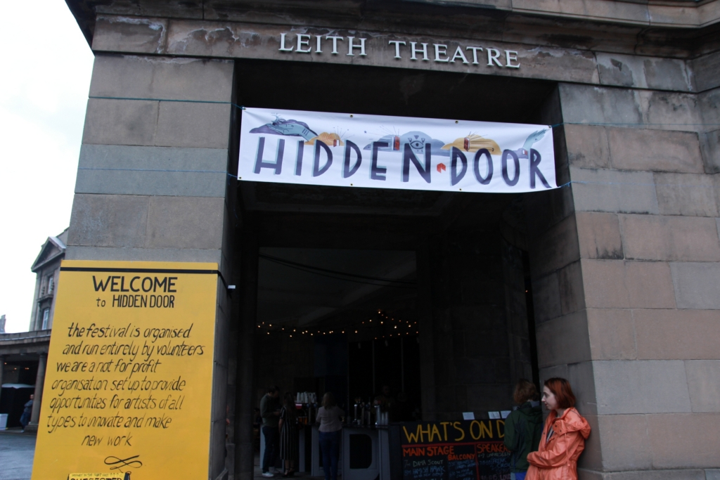 Edinburgh Short Film Festival at Hidden Door 2017