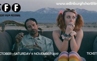 EVENT PROMO EDINBURGH SHORT FILM FESTIVAL 2017