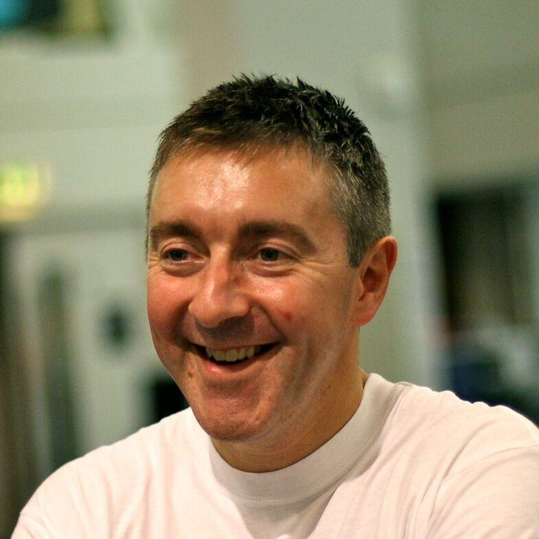 Phil Adams juror Edinburgh Short Film Festiva