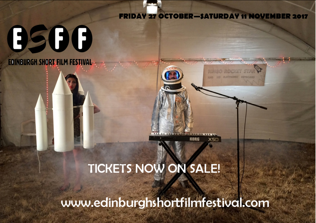 BOX OFFICE EDINBURGH SHORT FILM FESTIVAL TICKETS ON SALE NOW