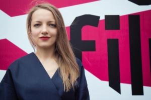 Yulia Kovanova juror Edinburgh Short Film Festival