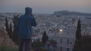 A-DROWNING-MAN edinburgh short film festival 2017