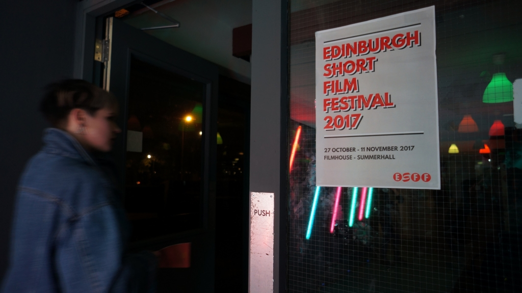 Week 1 at the Edinburgh Short Film Festival