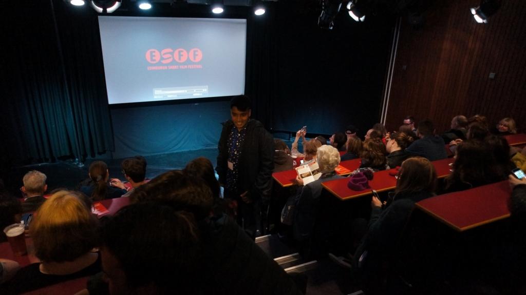Week 1 at the Edinburgh Short Film Festival