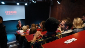 EVENTS AT THE 2017 EDINBURGH SHORT FILM FESTIVAL AT SUMMERHALL