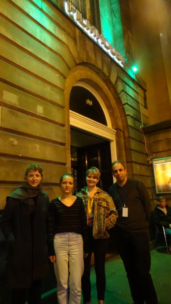 ESFF 2017 AT THE FILMHOUSE EDINBURGH