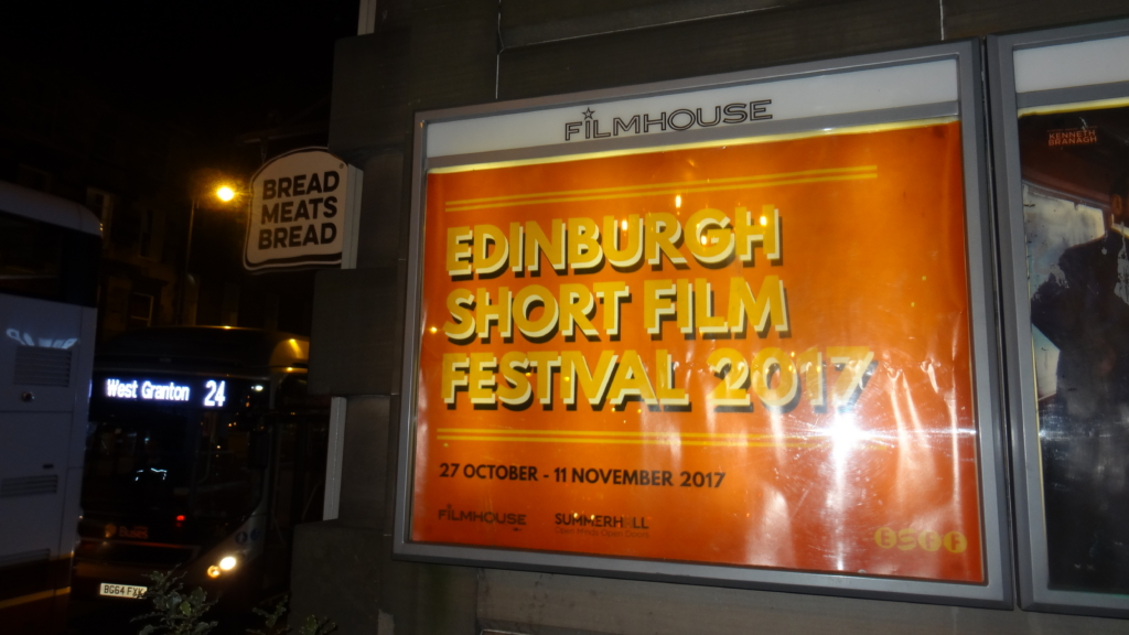 ESFF 2017 AT THE FILMHOUSE EDINBURGH