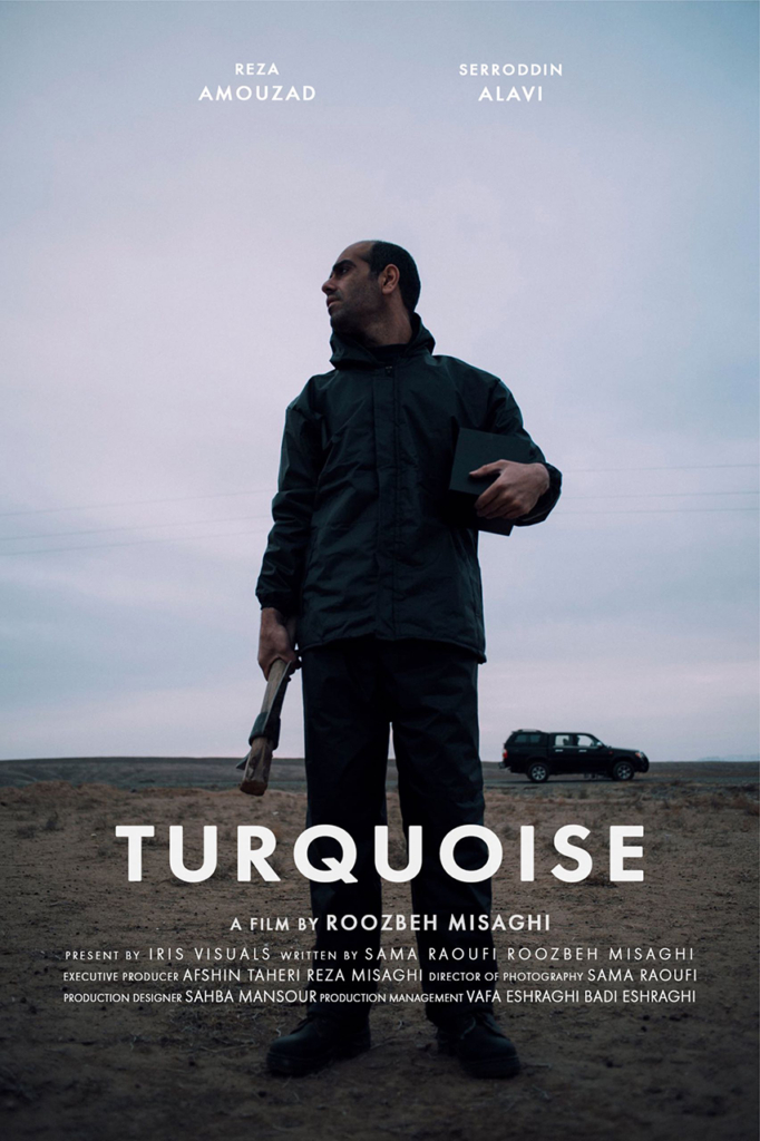 TURQUOISE AT EDINBURGH SHORTS 2017