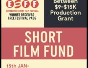 SHORE SCRIPTS & EDINBURGH SHORT FILM FESTIVAL