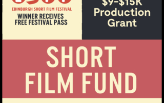 SHORE SCRIPTS & EDINBURGH SHORT FILM FESTIVAL