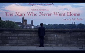 THE MAN WHO NEVER WENT HOME' screened at last year's Edinburgh Short Film Festival.