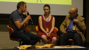 FIRENZE FILMCORTI AND EDINBURGH SHORT FILM FESTIVAL