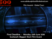FINAL DEADLINE 4 Edinburgh Short Film Festival