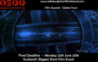 FINAL DEADLINE 4 Edinburgh Short Film Festival
