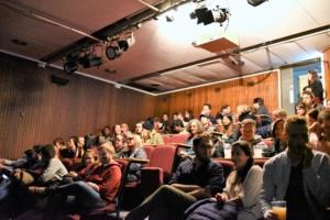 Summerhall with Edinburgh Short Film Festival
