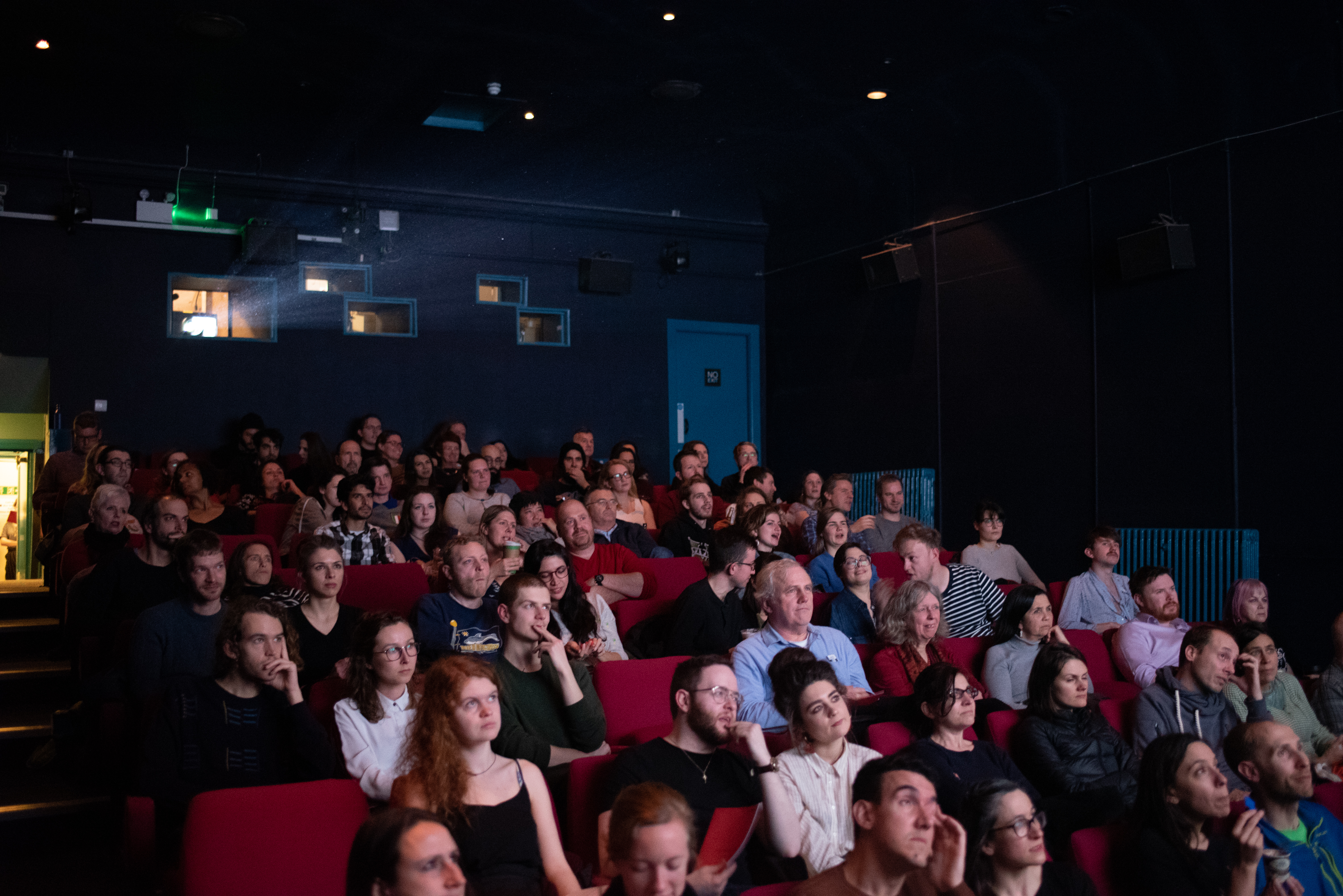 The Award Winners at the 2018 Edinburgh Short Film Festival