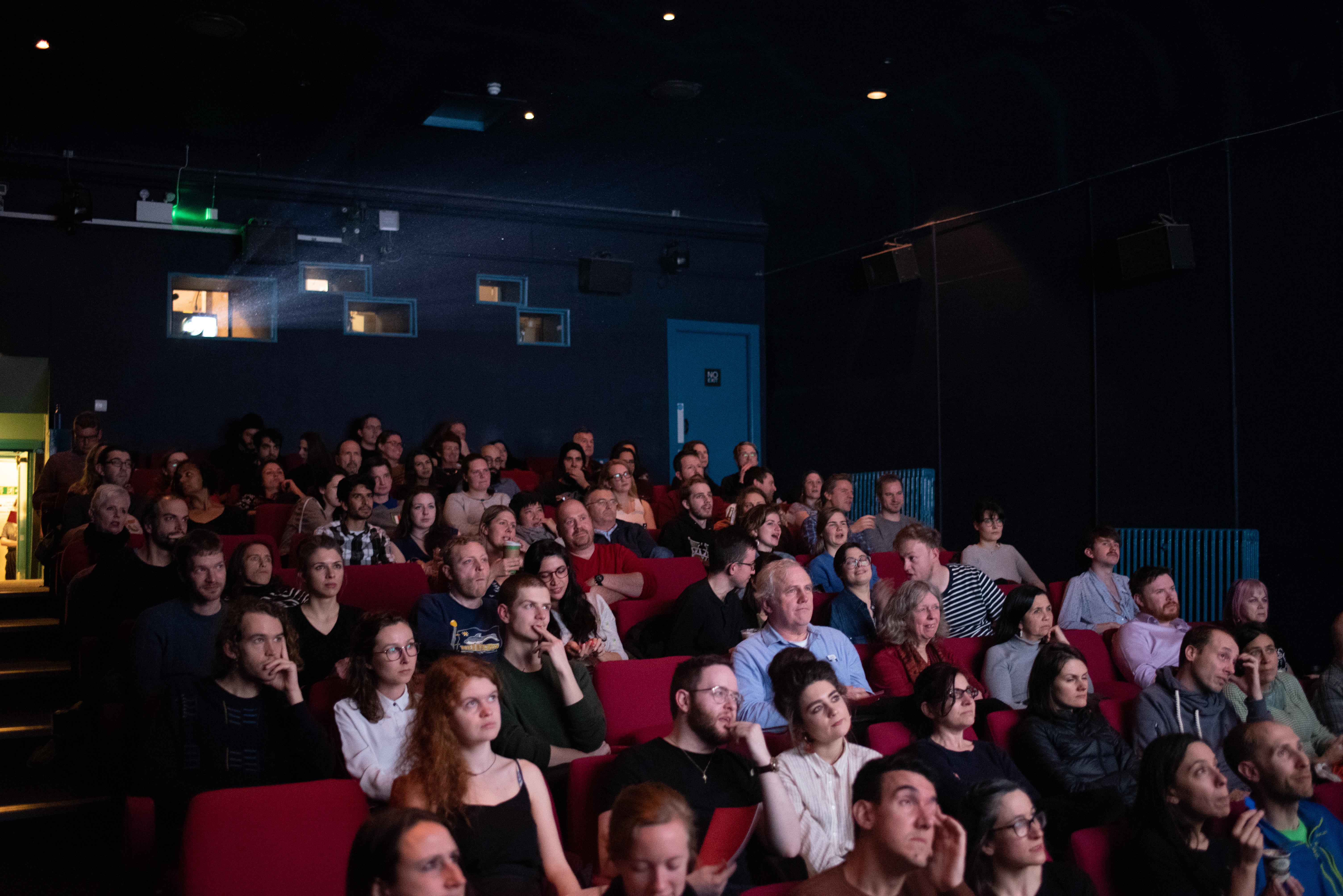 The Award Winners at the 2018 Edinburgh Short Film Festival