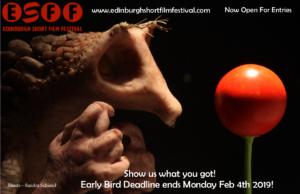 the Edinburgh Short Film Festival