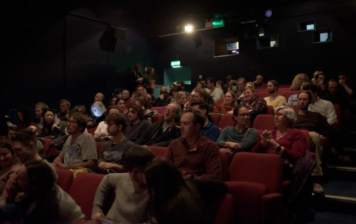 Edinburgh Short Film Festival at the Filmhouse