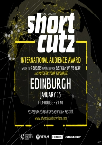 Edinburgh Short Film Festival Presents Shortcutz Amsterdam International Audience Awards