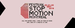 EDINBURGH SHORT FILM FESTIVAL AT STOP MOTION MONTREAL