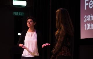 Edinburgh Short Film Festival Interview with Zeynep Kececiler
